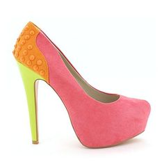Rockstud in Coral from Betts (AUD $109.99).