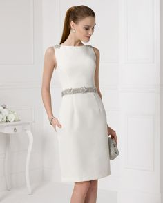 Stylish Look Cocktail Dresses Ideas 39 - Cocktail Dress Cocktail Outfit, Cocktail Dresses, Silvester Outfit, Ribbed Knit Dress, Short Dresses, Formal Dresses, Different Dresses, Tube Dress, Party Dresses For Women