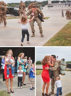 I wanna marry a military guy just to do these awesome photography opportunities