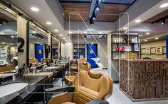 İMAJ MAKER Kuaför Salonu İzmit Tasarım Uygulama  N İ H A T Y I L D I Z #kuaför #tasarım #içmimar #saç #berber