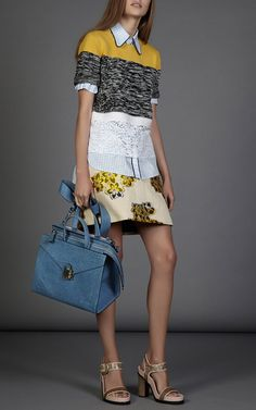 No.21 Resort 2015 Trunkshow Look 12 on Moda Operandi