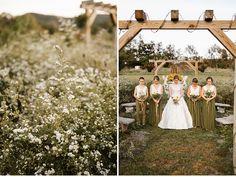 Mountainside Ethereal Wedding || Khimaira Farm, Shenandoah Virginia || Victoria Selman Photographer