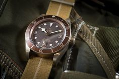 Tudor Heritage Black Bay Bronze - The ultimate Black Bay - Baselworld 2016