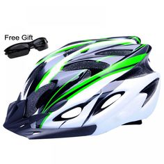 Ultralight Bicycle Helmet CE Certification Cycling Helmet In mold Bike Helmet Casco Ciclismo 56 62 Mountain Bike Helmets, Mountain Bicycle, Mountain Biking, Cycling Helmet, Cycling Gear, Cycling Equipment, Road Cycling, Sports Equipment, Bmx Bicycle