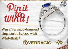 Verragio Engagement Ring Pinterest