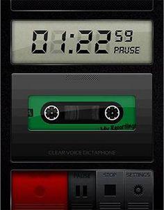 Como transformar seu smartfone em gravador?