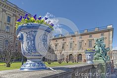 Vase With Flowers, Stockholm - Download From Over 37 Million High Quality Stock Photos, Images, Vectors. Sign up for FREE today. Image: 56652496