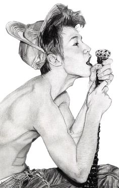 Henry Lau, Drawings, Art, Art Background, Kunst, Sketches, Performing Arts, Drawing, Portrait