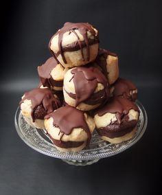 Banaani-suklaamuffinit (vegaaninen, luontaisesti gluteeniton)
