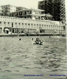 Kartal Belediye Plaji-1972