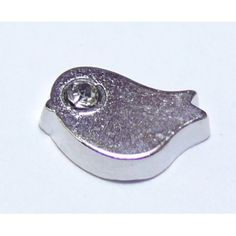 Crystal Twitter Bird Locket Charm that fits brands including Origami Owl & My Journey Locket. Enamel Crystal Twitter Bird on zinc alloy. Great looking charms that don't cost a fortune.