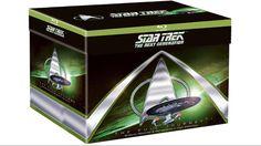 "Star Trek The Next Generation: ""The Full Journey"" bluray box set"