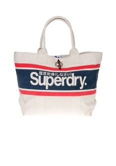 Superdry Brighton Tote Bag- Superdry