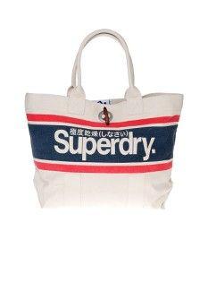 Superdry Brighton Tote Bag- Superdry