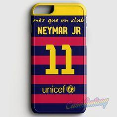 Neymar Jr Santos Barcelona Fc Jersey iPhone 6/6S Case | casefantasy