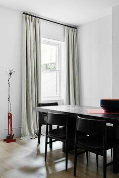 East Melbourne residence dining room by David Flack, Flack Studio, Melbourne, Australia   Remodelista