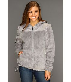 The North Face Oso L/S Hoodie Weimaraner Brown - Zappos.com Free Shipping BOTH Ways