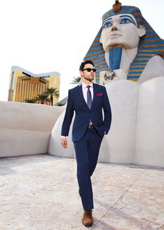 Men's Suits | Tailored, Slim and Modern Fit | Wool, Awesome and Grey