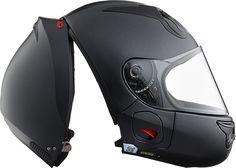 Vozz Helmets just made putting on your motorcycle helmet incredibly easy - Acquire