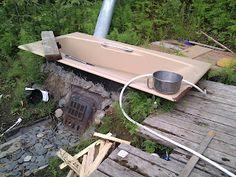 Ah, a classic redneck hot tub.