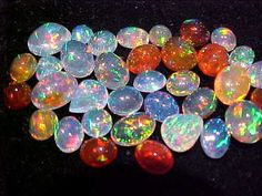 Opal is one of my favorite gemstones.