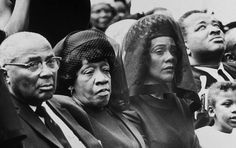 """On this date (June 30) in 1974, Mrs. Alberta Williams King, the mother of Dr. Martin Luther King, Jr., was shot and killed. The murder happened as Mrs. King set at the organ in the Ebenezer Baptist Church in Atlanta. Suddenly, Marcus Wayne should note, 23, open fire with two revolvers. """"I'm tired of all this!"""" He screamed. He will get three people, two of them, Mrs. King and Deacon Edward Boykin, died."""