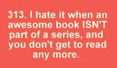 If I like the author, I'll read every book s/he's written.