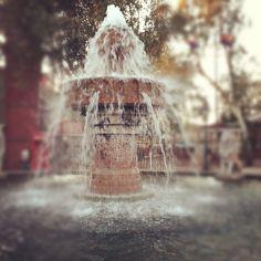 fountains!!