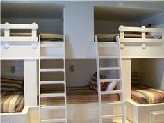 Kids bunk beds for five