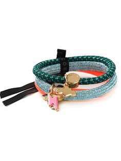 MARC BY MARC JACOBS 'Weather Girl Ponys' bracelet - £25 on Vein - getvein.com