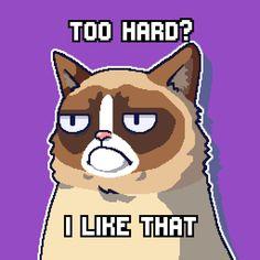 I scored 30 in Grumpy Cat's WORST-GAME-EVER. Download http://grumpy.cat/GCWorstGameEver #GrumpyCat #WorstGameEver