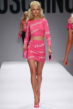 Moschino Lente/Zomer 2015 (2)  - Shows - Fashion