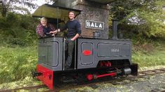 A 99-YEAR-OLD steam engine is set to pull its first ever passenger train this weekend.