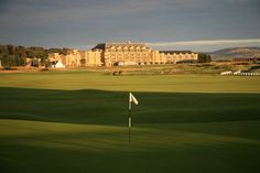 The Old Course at St. Andrew's - Scotland