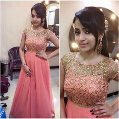 Trisha- Mrunalini Rao