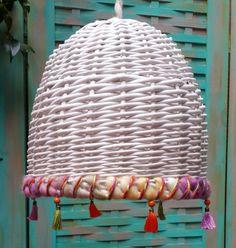 Lámpara de Mimbre - Lámparas - Casa - 512441