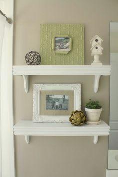 Cute shelves for any room