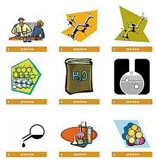 Lesson videos with note sheets, worksheets and labs for Physics and Chemistry concepts.