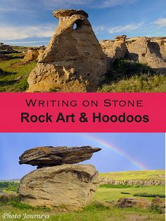 Blog Posting on Writing on Stone Provincial Park, Alberta, Canada