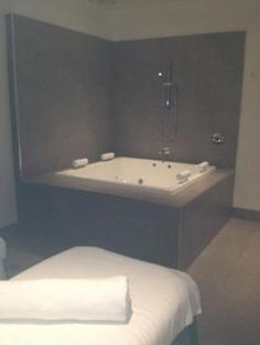 Spa fit out at Endota Spa Noosa by Cooloola Building Company. Commercial Building and Rennovations Noosa QLD