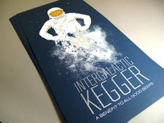 Intergalactic Kegger - Visual Notepad