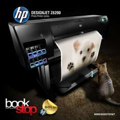 A Creative Ad for the HP Designjet Photo Printer Series by Neo Shamon