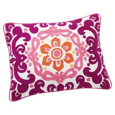 Flower Shop Pillow Cover | PBteen  12X16  $19