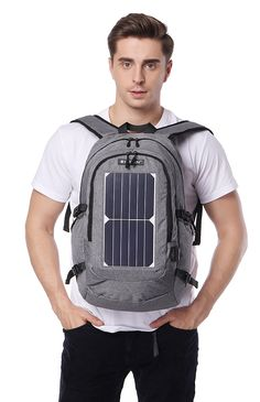 e95386f32b25 7 Best Solar Bag ECE-668 images in 2018 | Solar charger, Backpack ...
