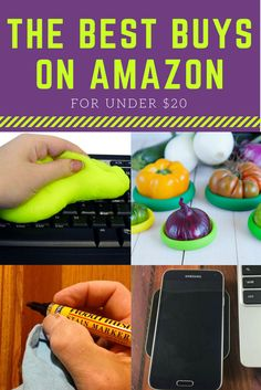These clever products for the home will help you start living your most convenient life ever. All available on Amazon for under $20, these problem solving products will boost your life hacking skills 100%.