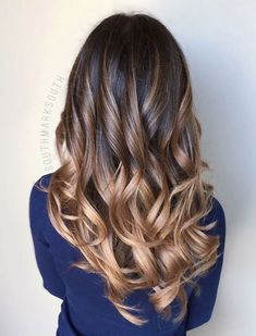 Bronde Balayage For Black Hair