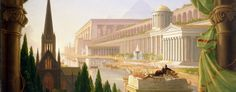 one of my favorites from the Toledo Museum of Art...Thomas Cole