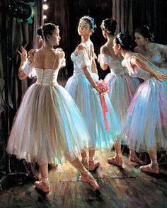 ballet paintings - Google Search