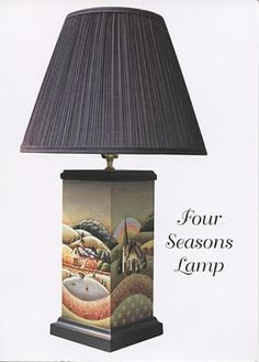 Four Seasons Lamp Packet by Betty Caithness