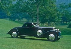 1932 Rolls-Royce Phantom ll Henley Roadster Brewster